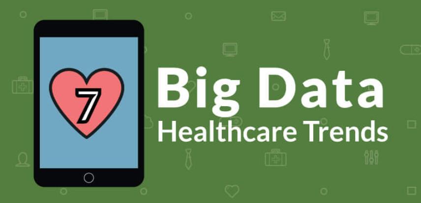 Big data healthcare trends