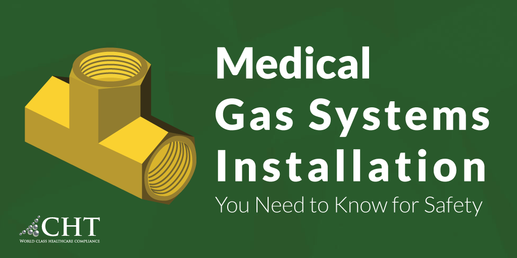 Medical Gas Systems Installation You Need To Know For Safety